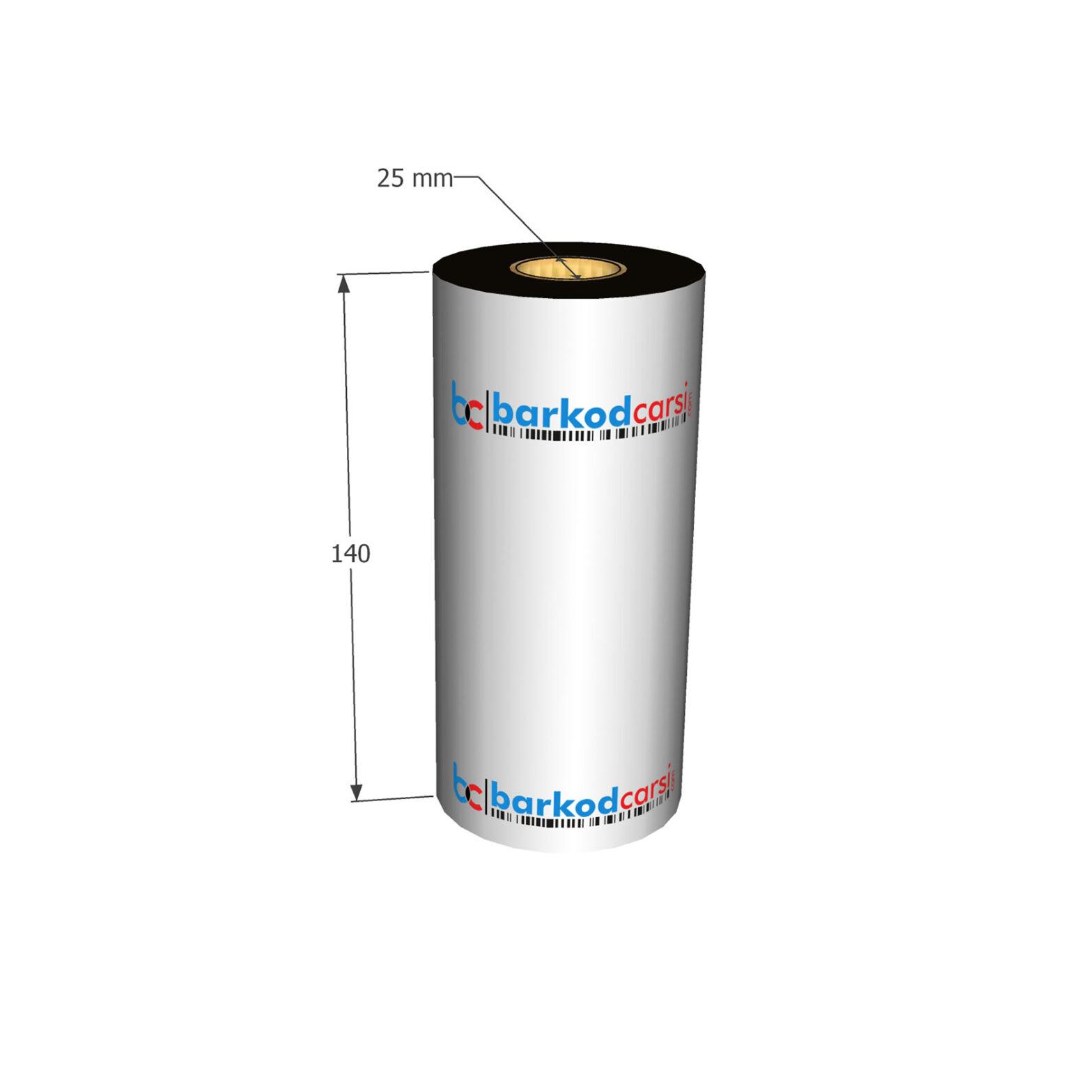 140x300 mt Wax / Wax-Resin / Resin Ribon Fiyatı
