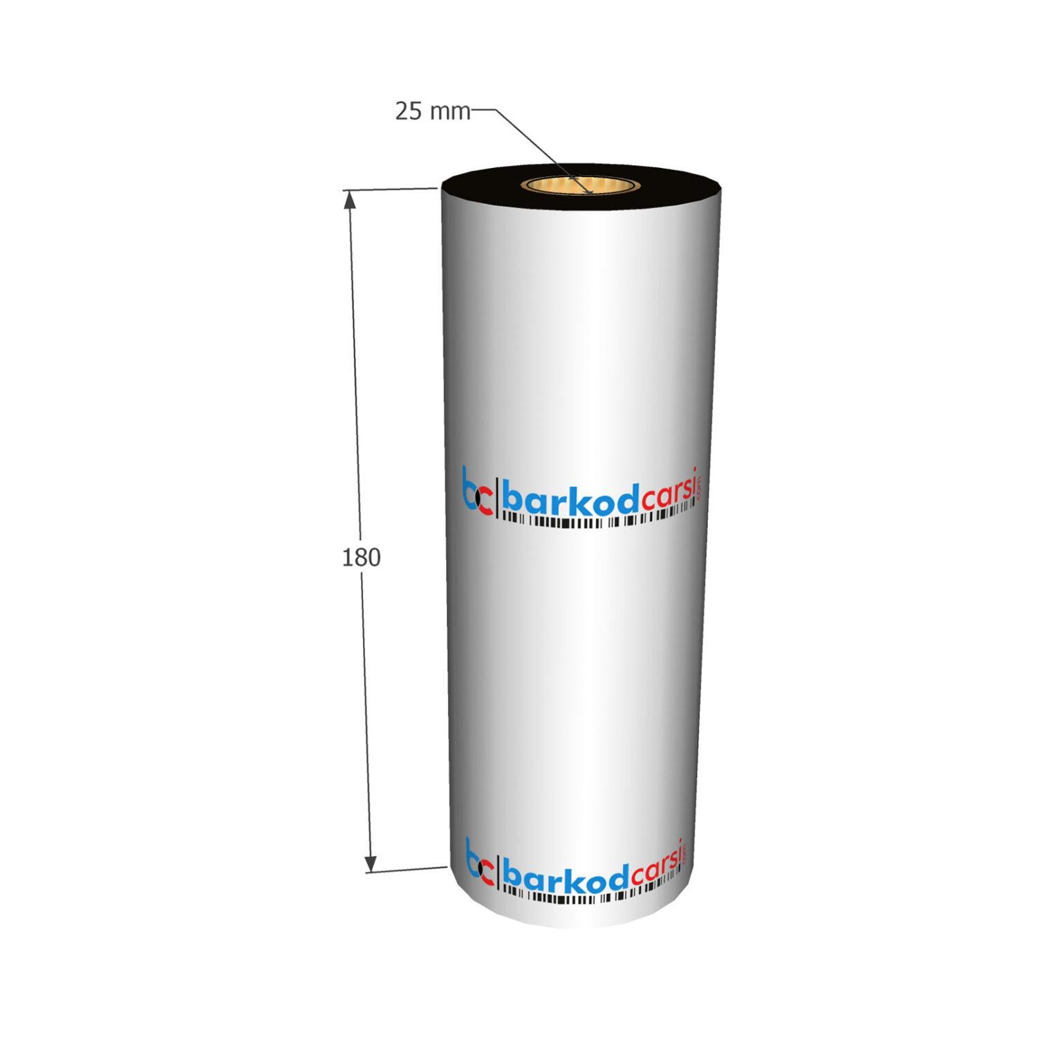 180x300 mt Wax / Wax-Resin / Resin Ribon Fiyatı