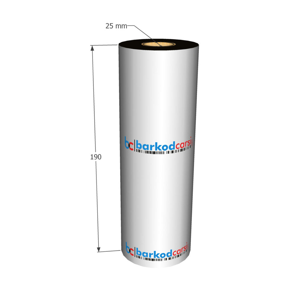 190x300 mt Wax / Wax-Resin / Resin Ribon Fiyatı
