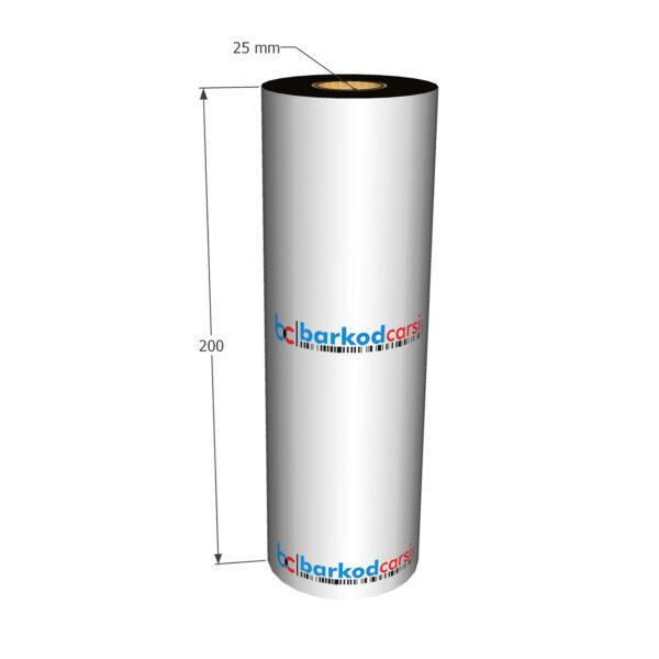 200x300 mt Wax / Wax-Resin / Resin Ribon Fiyatı