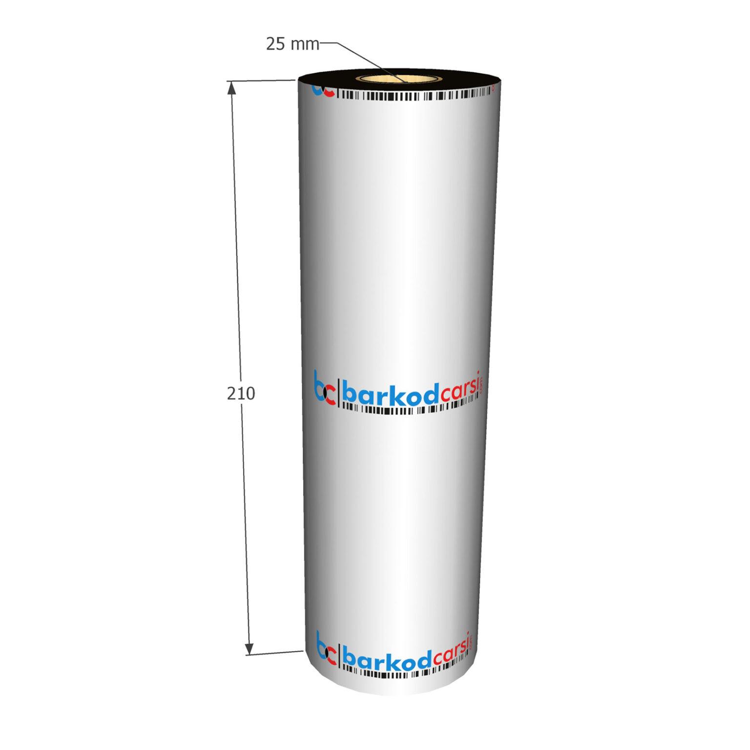 210x300 Wax / Wax-Resin / Resin Ribon Fiyatı
