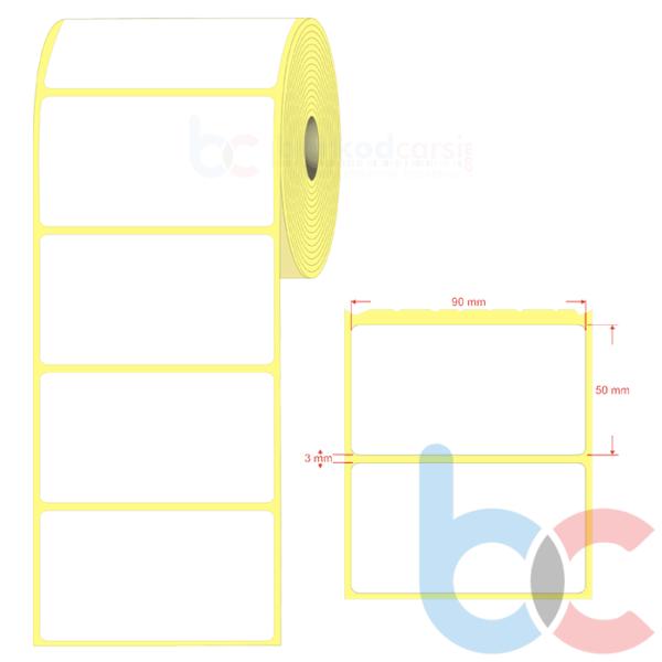 90 mm X 50 mm Hazır Barkod Etiket (Fiyatı & Online Sipariş)