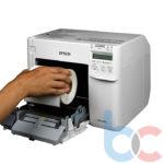 Epson C3500 Renkli Etiket Yazıcı