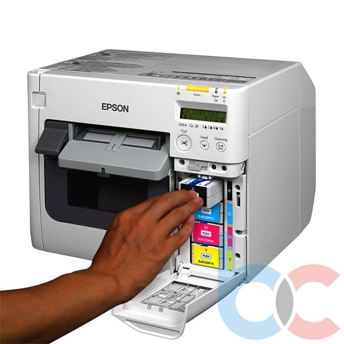 Epson C3500 Mürekkepleri