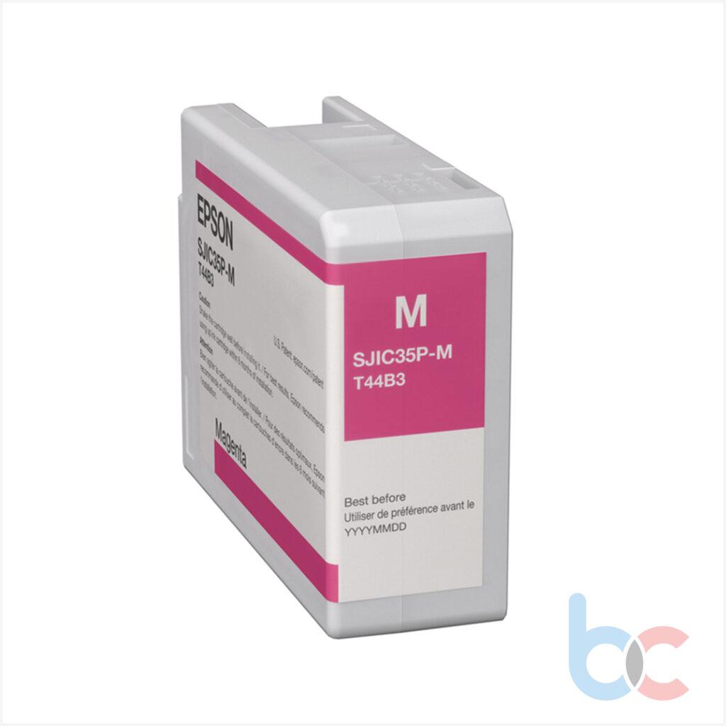 Epson Colorworks Cw-C6500 ve Cw-C6000 için SJIC36P(M) Kartuş