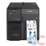 Epson C7500 Renkli Etiket Yazıcı