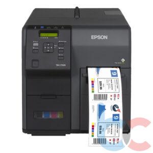 Renkli Barkod Yazıcı : Epson C 7500