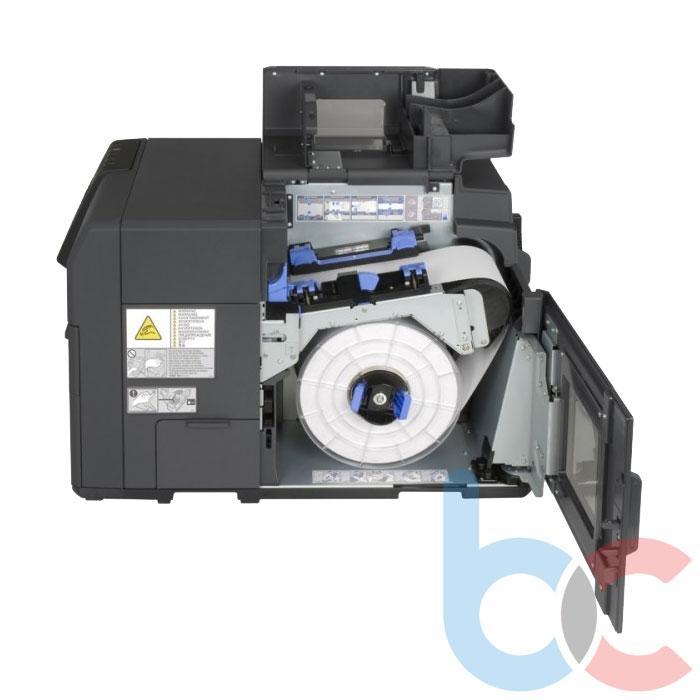 Epson C7500 Inkjet Etiketi