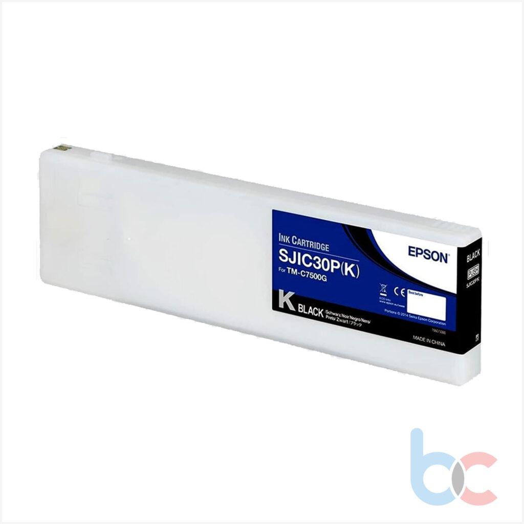 Epson Colorworks Cw-C7500G için SJIC30P(K) Kartuş Fiyatı