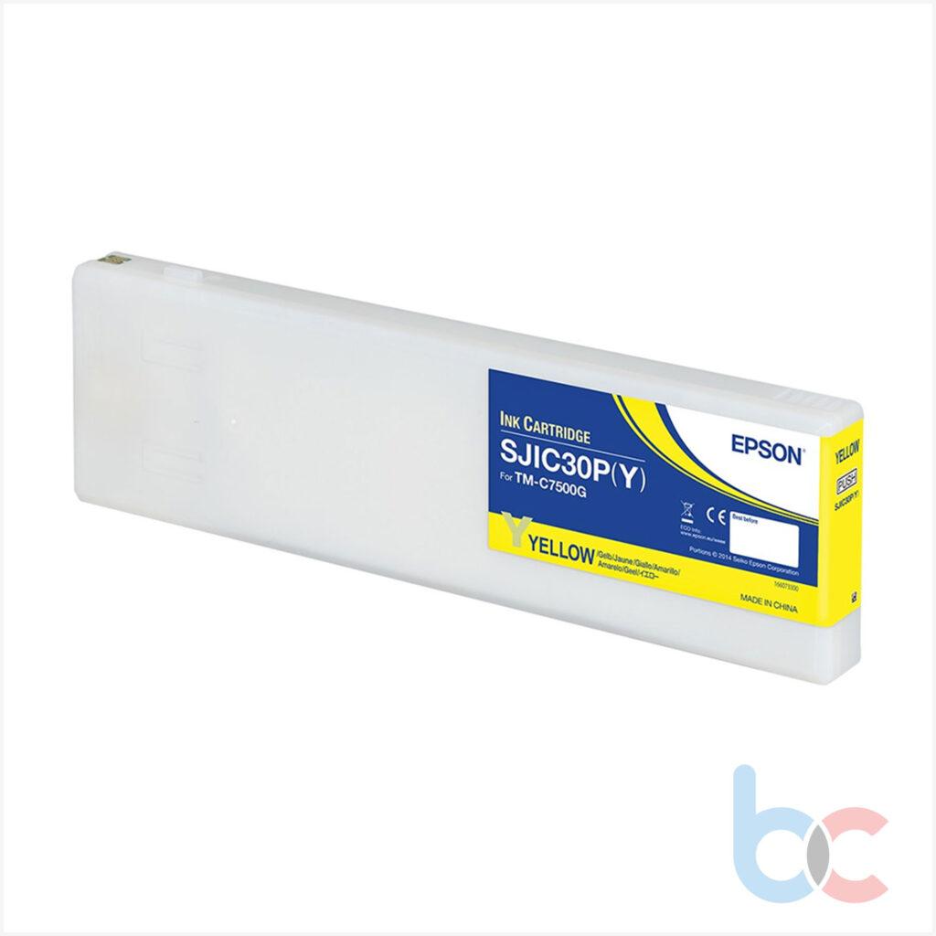 Epson Colorworks Cw-C7500G için SJIC30P(Y) Kartuş Fiyatı