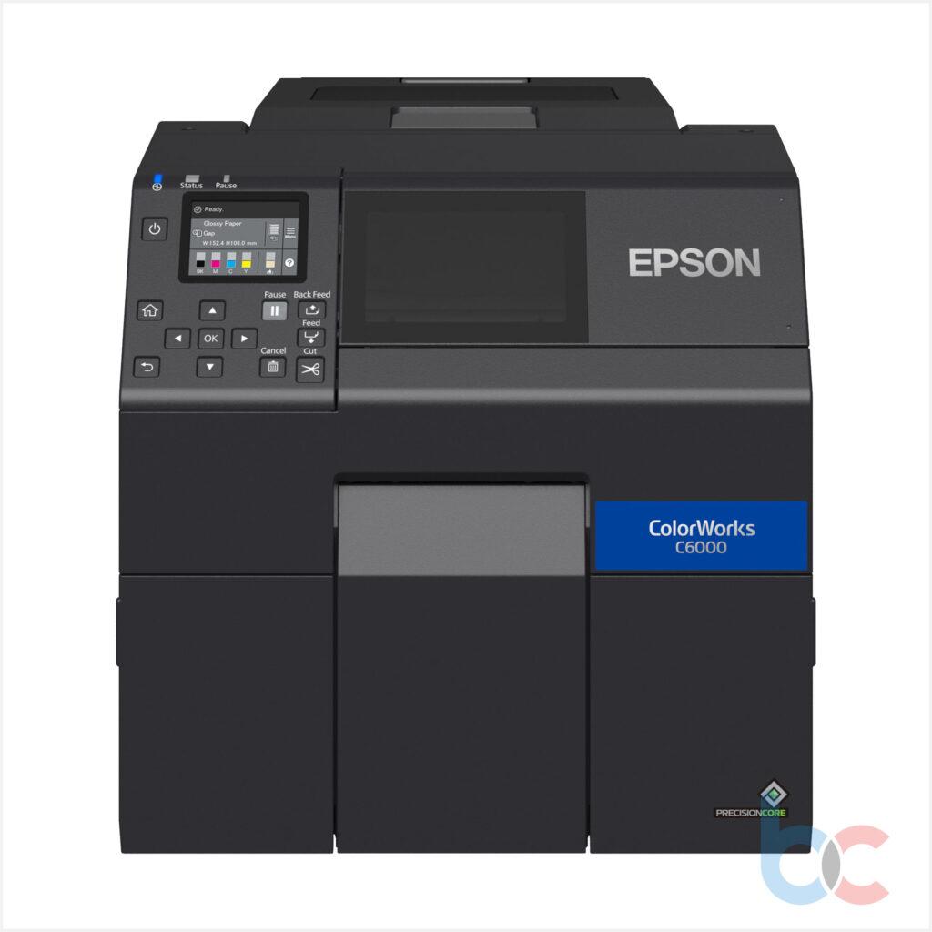 Epson Colorworks Cw-C6000Ae Renkli Barkod Yazıcı Fiyatı