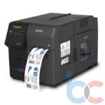 Epson Colorworks C7500 Renkli Barkod Yazıcı