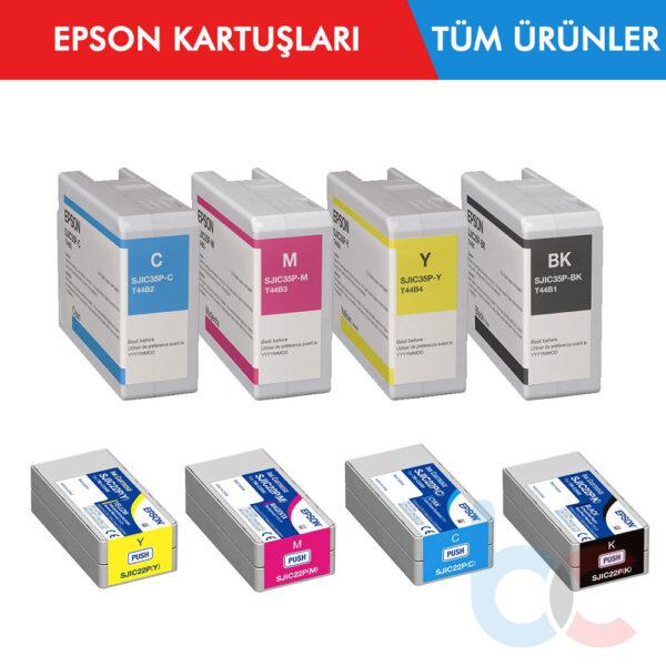 Epson Kartuşları