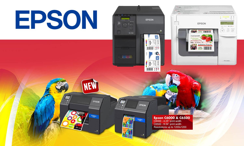 Epson Renkli Barkod Yazıcı Fiyatları